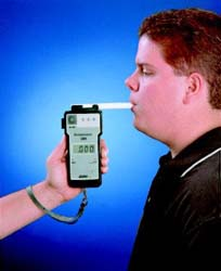 Breath Test/Breathalyzers